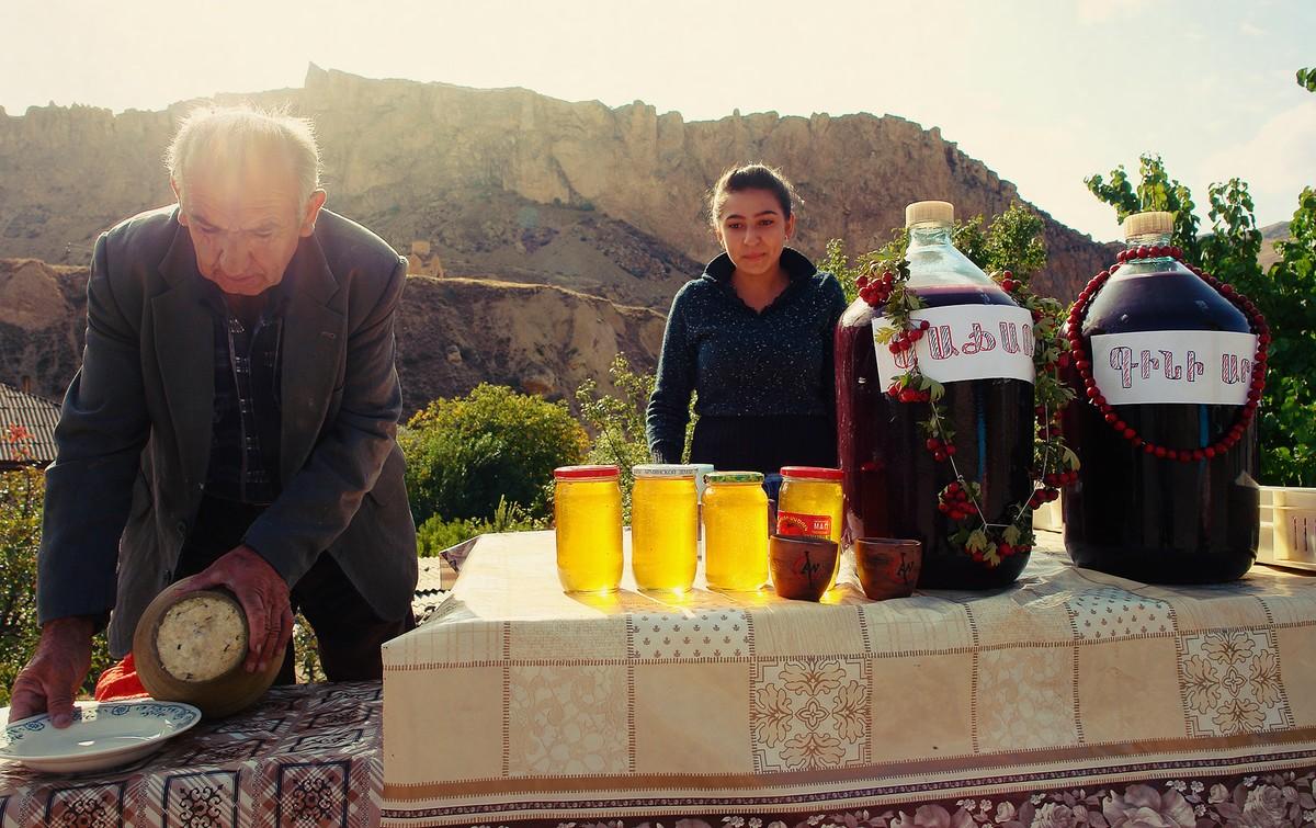 Areni04 Фестиваль вина в армянском Арени