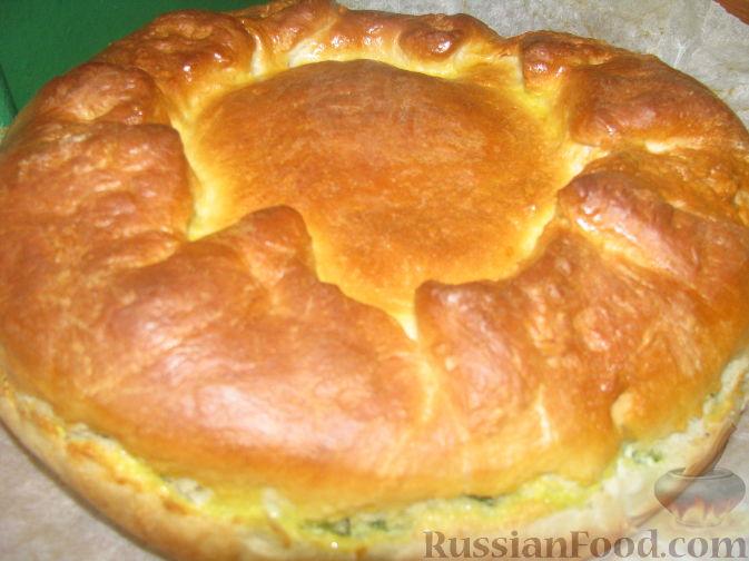 Универсальное тесто для пирога с любой начинкой