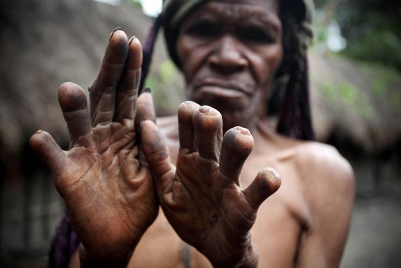 Страшные обряды разных племён