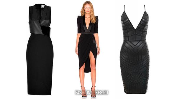10 черных платьев, которые подчеркнут ваше чувство стиля