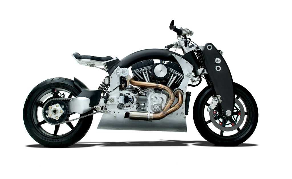 Самые красивые мотоциклы мира