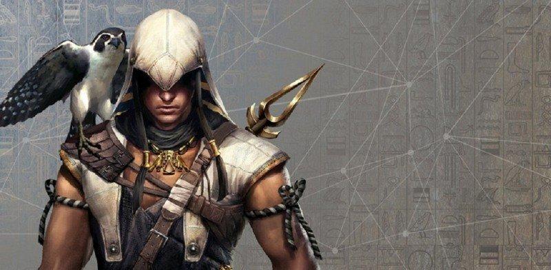Опубликованы первые 20 минут Assassin's Creed Origins