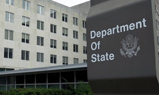 Госдеп США обнаружил на Украине цензуру и нарушения прав человека