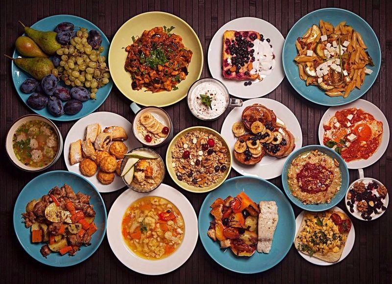 15 сочетаний продуктов, усиливающих пользу друг друга