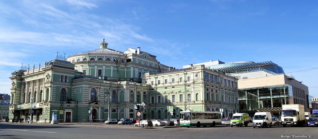 Известные и красивые оперные театры в мире