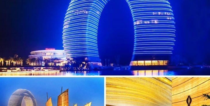 20 невероятных отелей, при виде которых пропадает дар речи