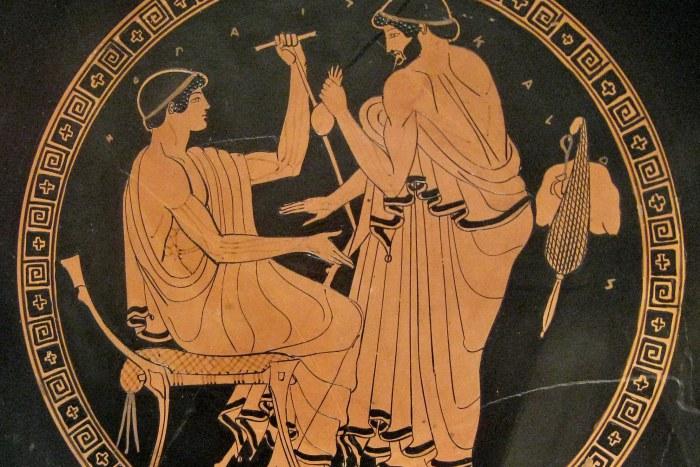 Малоизвестные факты из жизни древних греков.