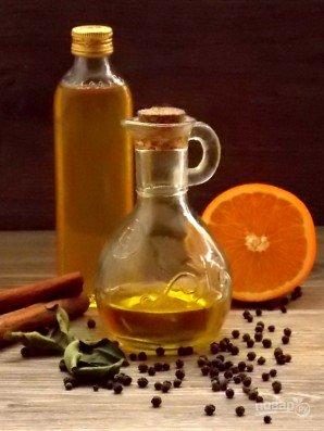 Пряное апельсиновое масло - фото шаг 8