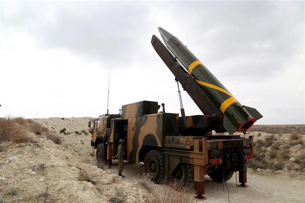 В Турции создается баллистическая ракета средней дальности Bora