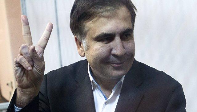 Саакашвили рассказал, что Порошенко предлагал ему стать премьером