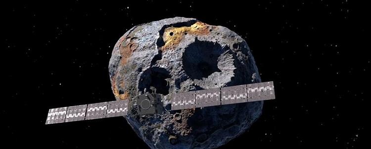 Ученые NASA изучают астероид стоимостью $10 тысяч квадриллионов