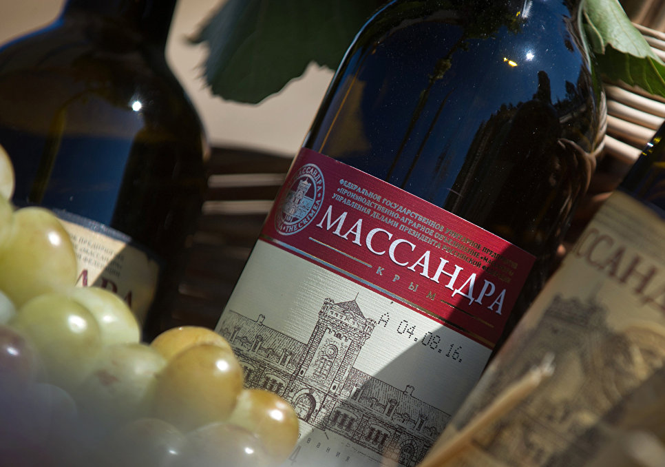 Российское вино способно вытеснить иностранцев со своей территории