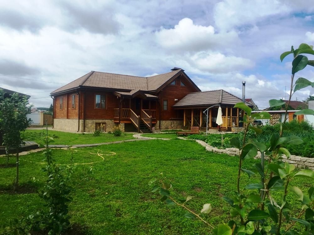 Дизайн участка загородного дома 8 соток 107