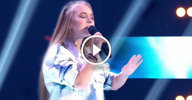 17-летняя Кристина Ашмарина - «Танцы на стеклах»