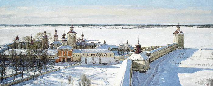 художник Евгений Борисович Молев картины – 07