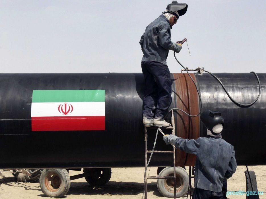 Эксперт: украинско-иранские нефтегазовые проекты пока не смогут реализоваться