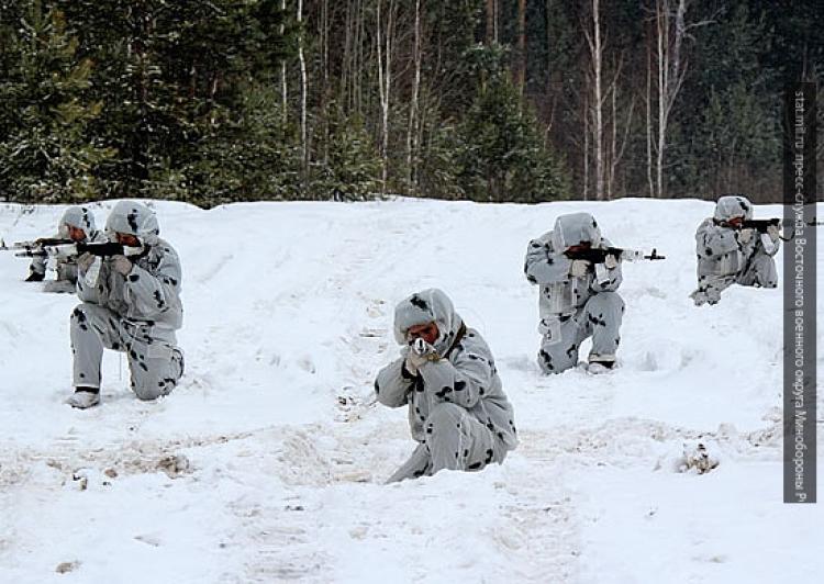 Войска Западного военного округа РФ приведены в наивысшую степень боеготовности