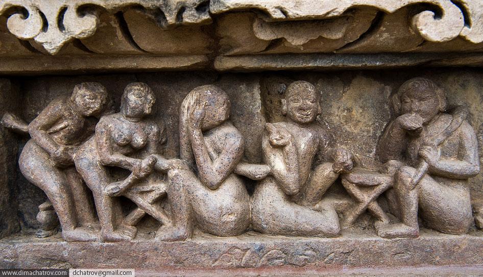 Секс в индийском эпосе