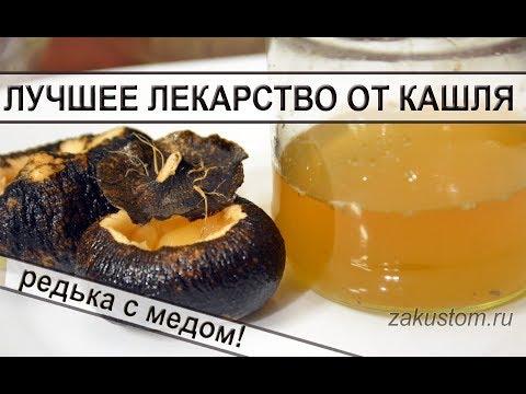 Чудо-рецепт от кашля