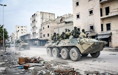 В Сирии достигнута договоренность о прекращении огня
