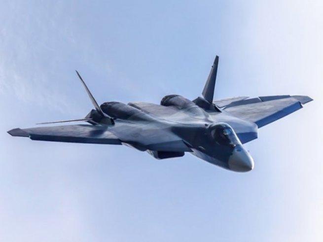 Принуждение к миру: СУ-57 разгромил наемников из американской ЧВК