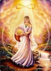 Живая Богиня ИЗОБИЛИЯ