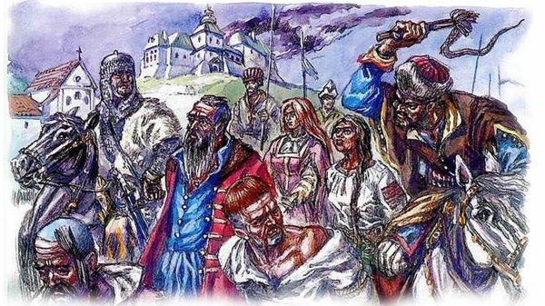 ДЛЯ УКРАИНЦЕВ ИХ УБИЙЦЫ И ГРАБИТЕЛИ – ВЕКОВЫЕ ПАРТНЕРЫ ( О крымских татарах )