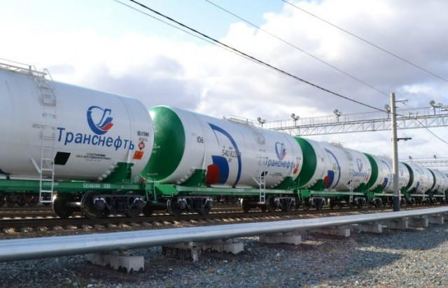 """""""Транснефть"""": экспорт нефти …"""