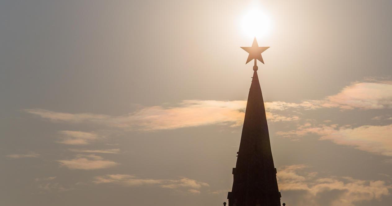 Как на башнях Кремля появились звезды