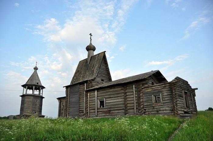 Храм в Чухчерьме