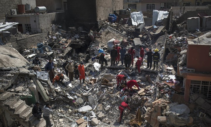 США: может, мы и разбомбили 100 мирных граждан. Но мы не специально, и никого не накажут