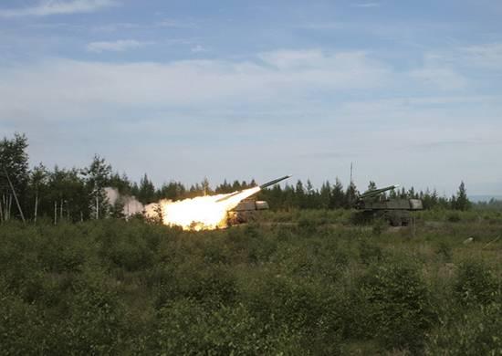 Зенитчики ЦВО проведут ночные стрельбы в Астраханской области