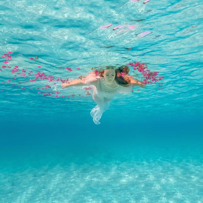 Волшебный мир океана.