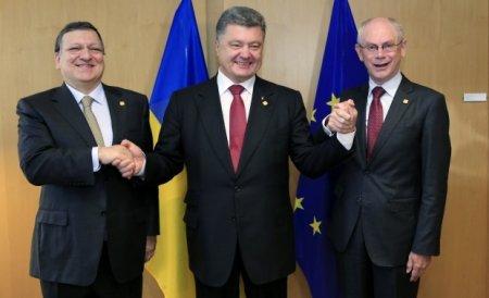 Forbes: После подписания договора с ЕС борьба за Украину только началась