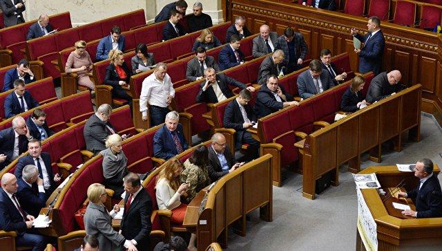 Рада разрешила допуск иностранных военных на Украину для участия в учениях