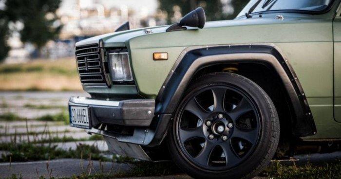 ГелентВаз: поляки превратили ВАЗ-2107 в спортивный автомобиль для дрифта