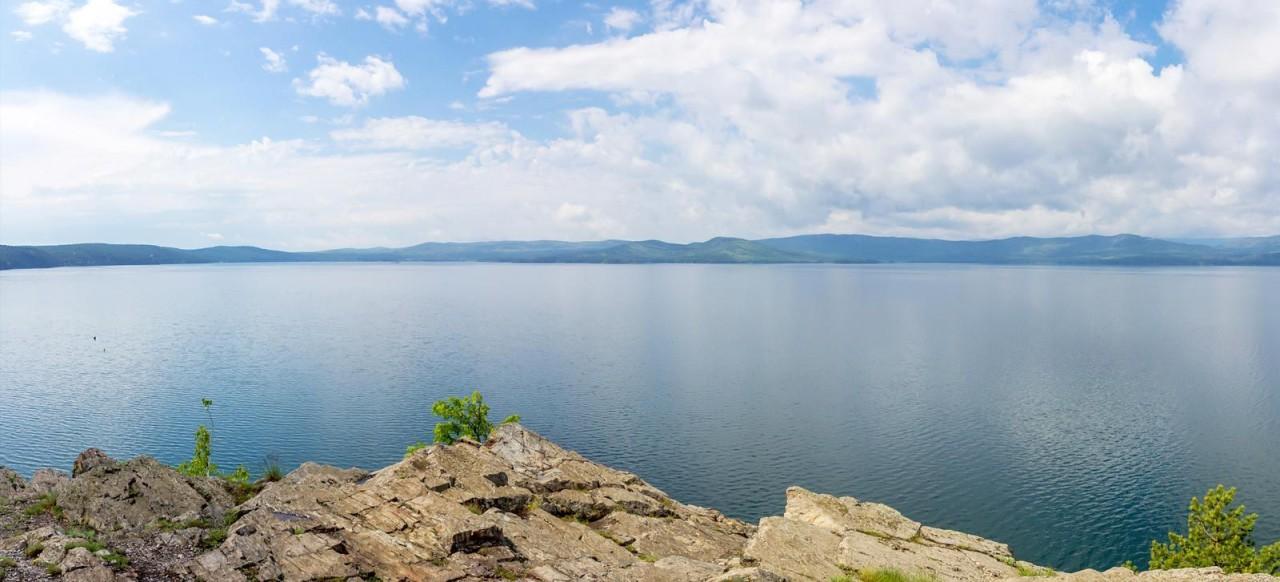 Красоты России. Озеро Тургояк