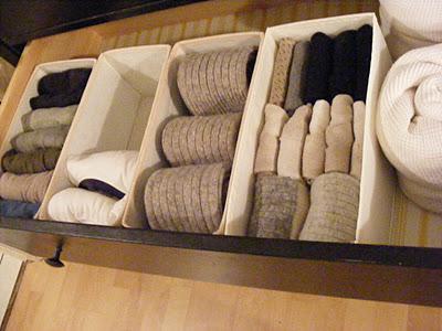 Как правильно хранить вещи в шкафах: полезные советы