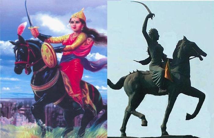 Лакшми Баи : Индийская принцесса, посвятившая всю жизнь военному ремеслу