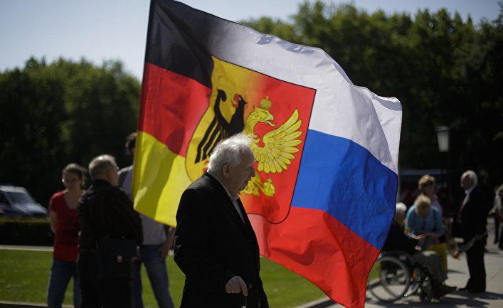 Немецкие TV-каналы изощренно мстят России за проигрыш Германии в войне, или это сугубо личная ненависть ко всему русскому?