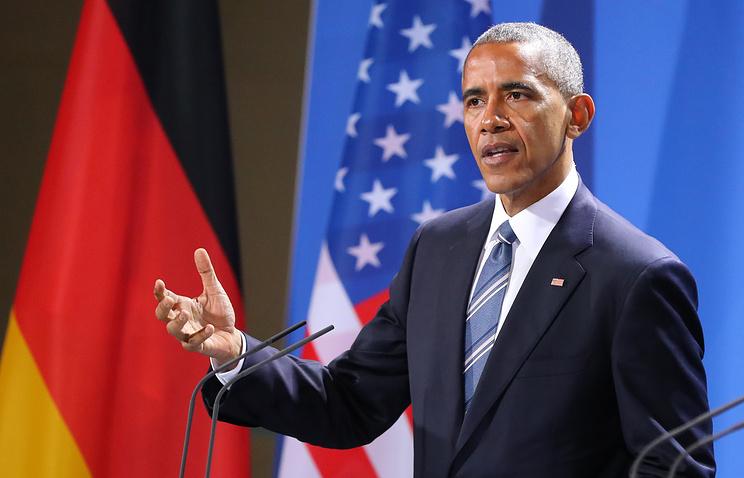 Обама назвал Россию военной сверхдержавой и важным партнером