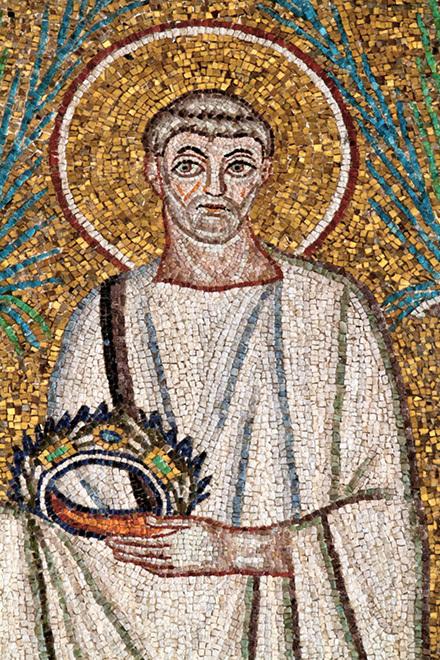 История искусства в одном сюжете: святой Себастьян