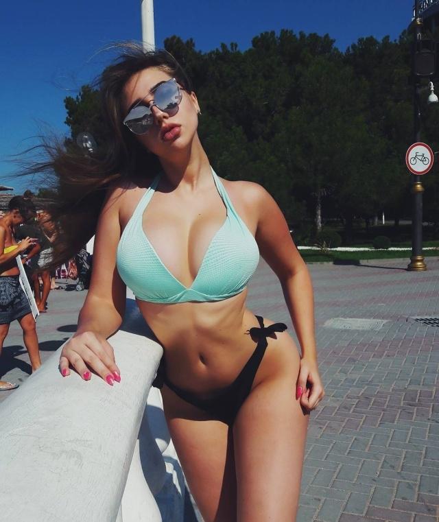 Ростовская модель Екатерина Галиченко, которая изменила свою внешность до неузнаваемости