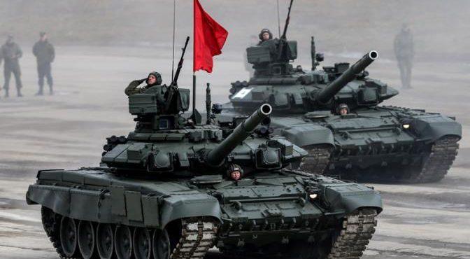 Санкции сделали российскую армию сильнее