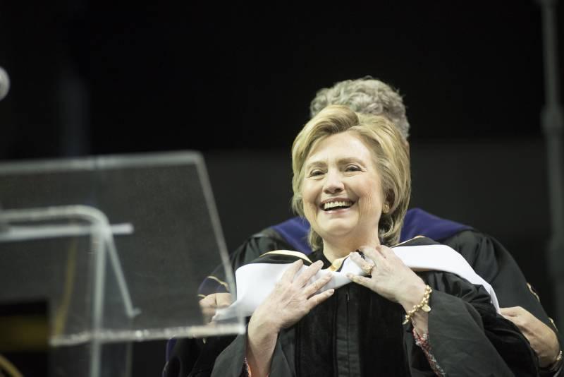 Хиллари Клинтон и Украина: обнаружены порочащие связи