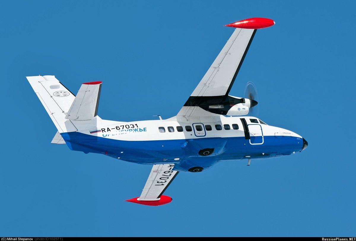 На УЗГА выпустят 29 L-410 за два года