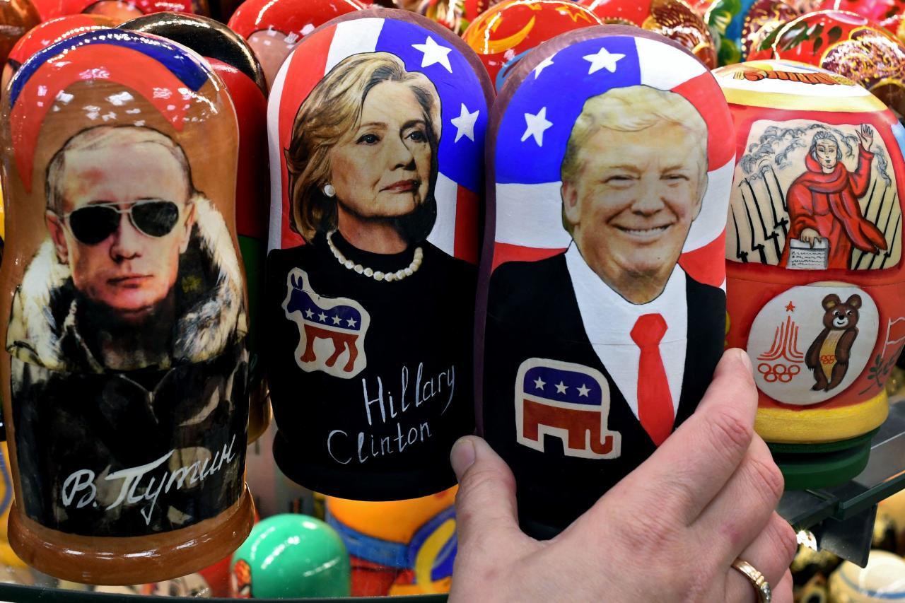 ZDF: избранием Трампа Москва добилась чего хотела