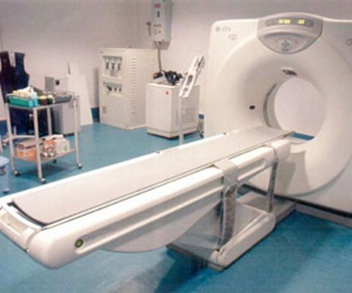 Иногда с помощью магнитно-резонансной томографии получаются по-настоящему уникальные кадры...