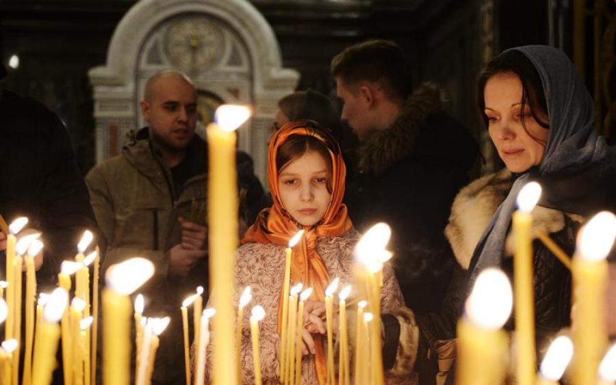 Сретение Господнее 2018: история, традиции и запреты праздника.