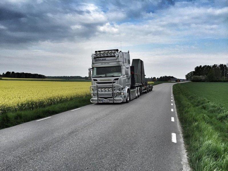 Грузовик Scania V8 и его служба в Вооруженных Силах
